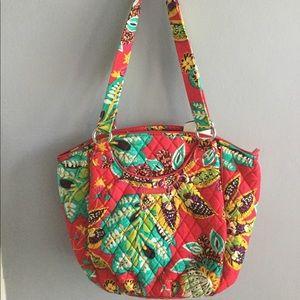 Vera Bradley Glenna Rumba Shoulder Bag